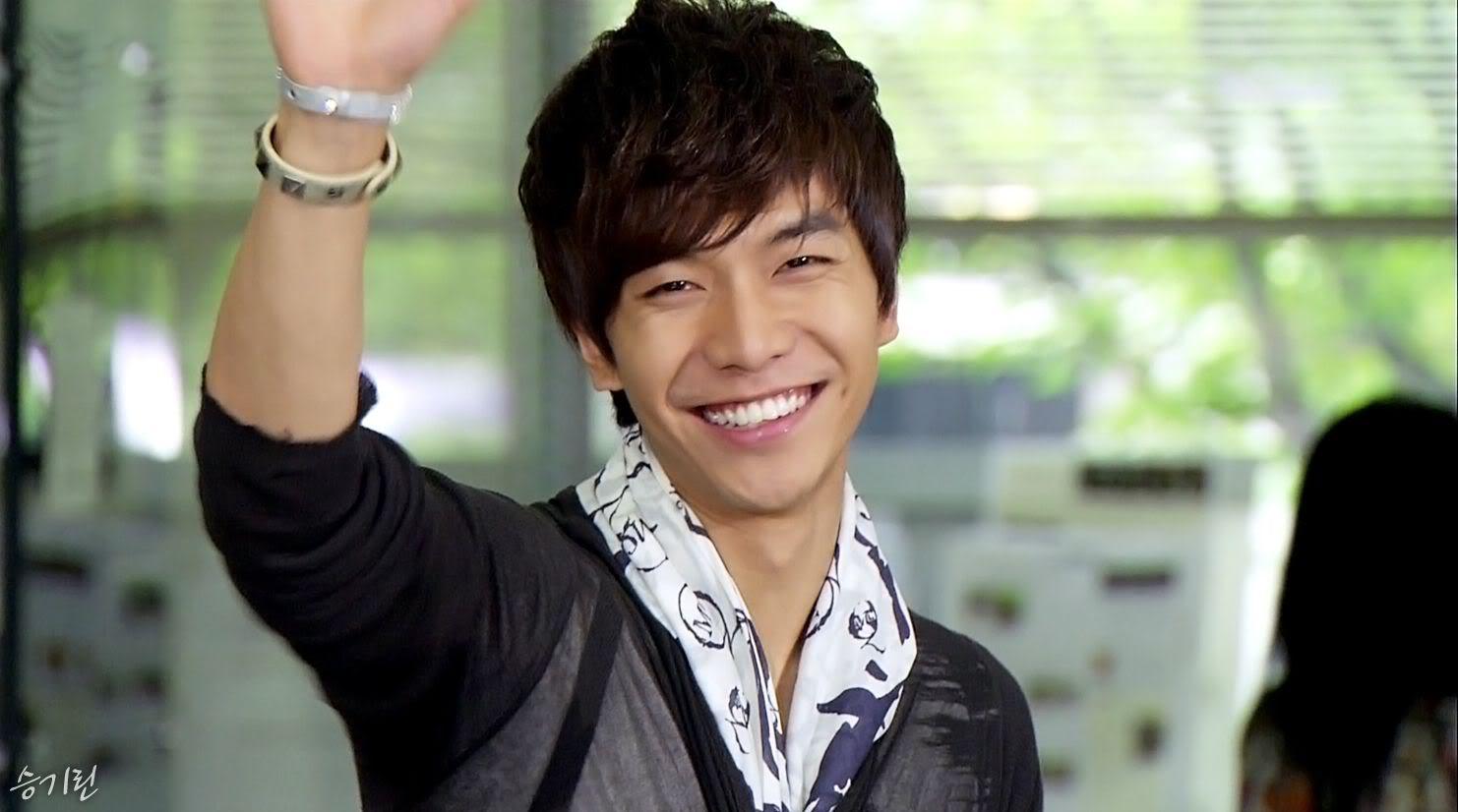 Lee Seung Gi Cameo