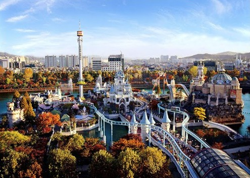 lotte-world-themepark