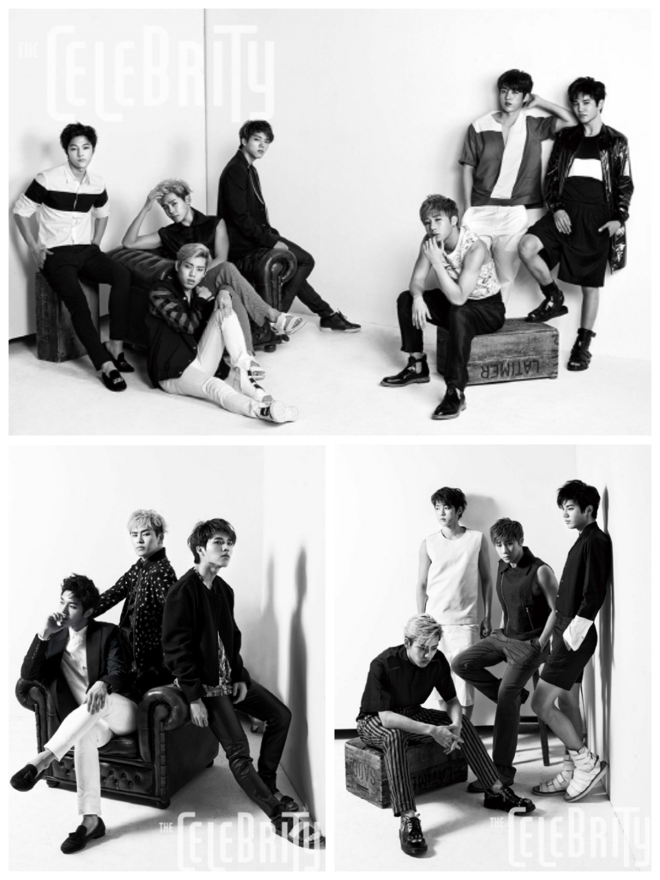 Infinite Photoshoot