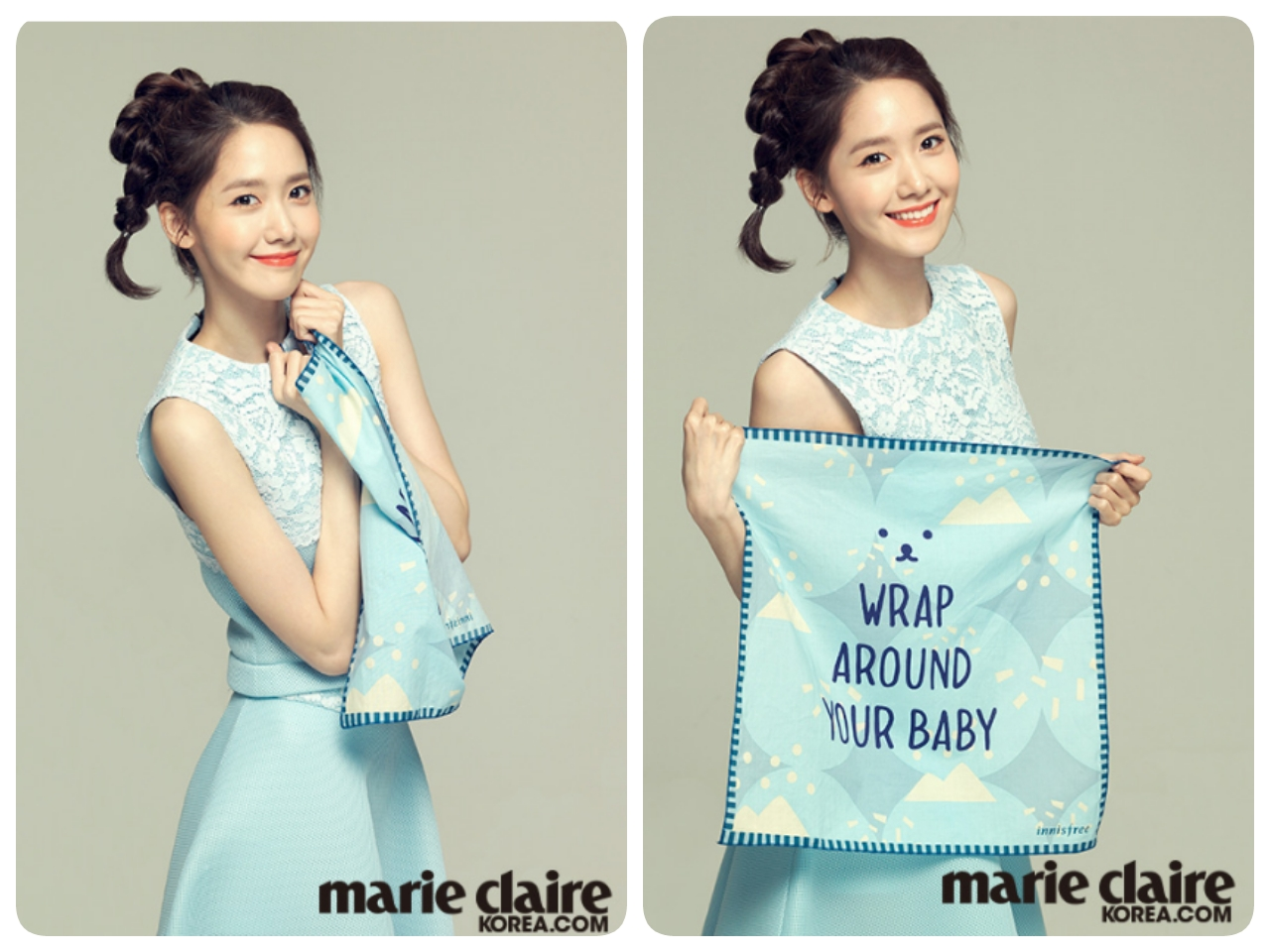 SNSD Yoona - Marie Claire Magazine1