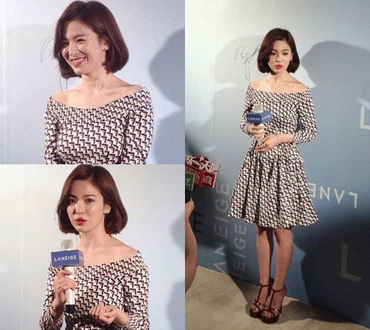 Song Hye Gyo Laneige