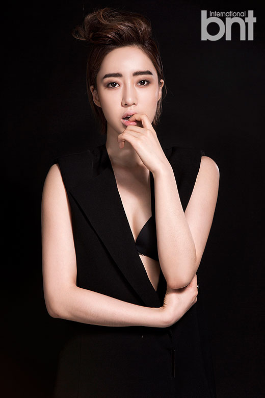 T-Ara Eunjung - bnt International June 2014 (11)