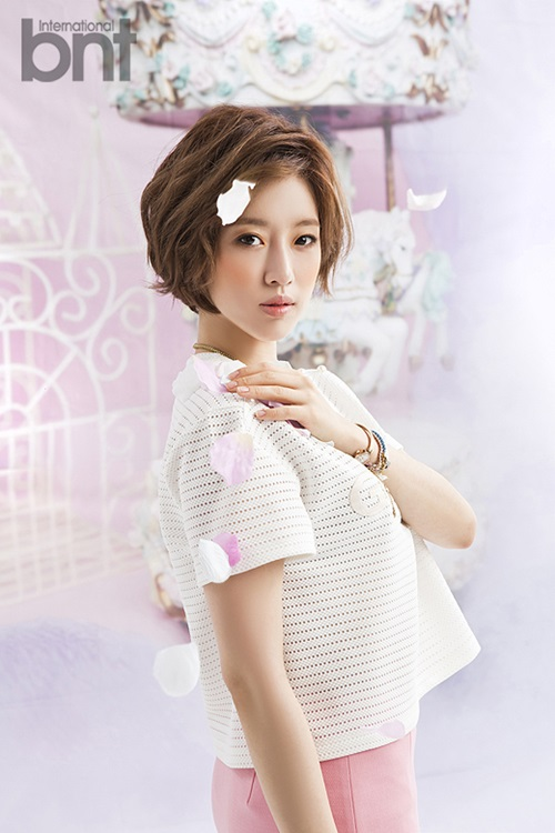 T-Ara Eunjung - bnt International June 2014 (5)