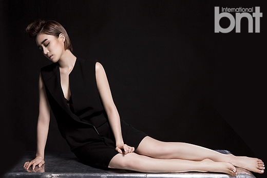 T-Ara Eunjung - bnt International June 2014 (7)