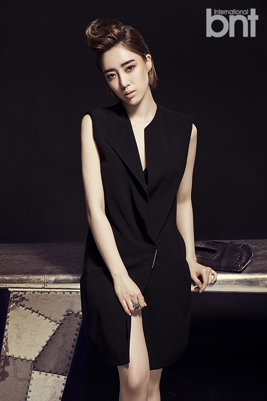 T-Ara Eunjung - bnt International June 2014 (9)