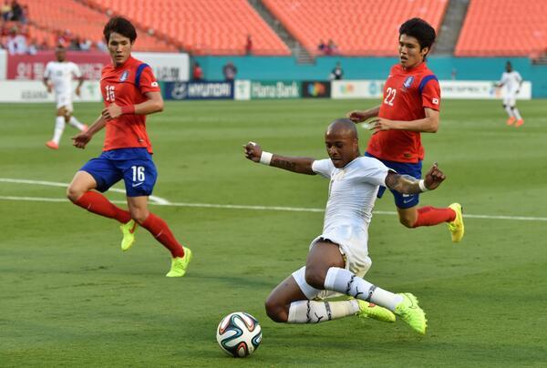Timnas Korea Selatan 2