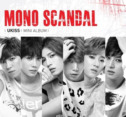 U Kiss Mono Scandal