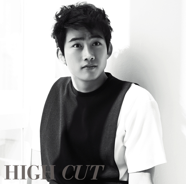 2PM - High Cut Magazine Vol (3)