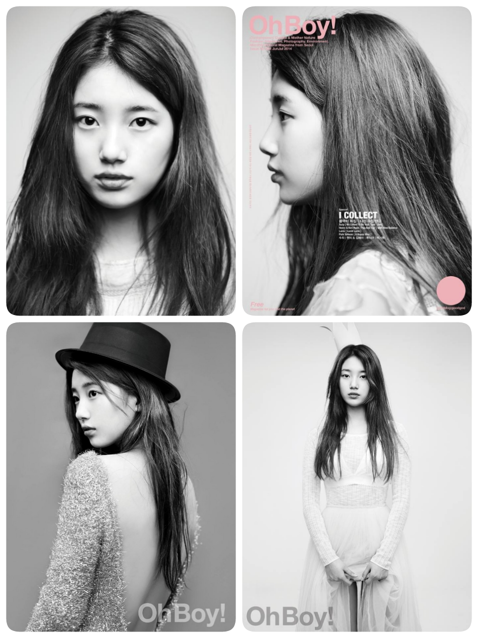 Miss A Suzy - Oh Boy! Magazine Vol.4801