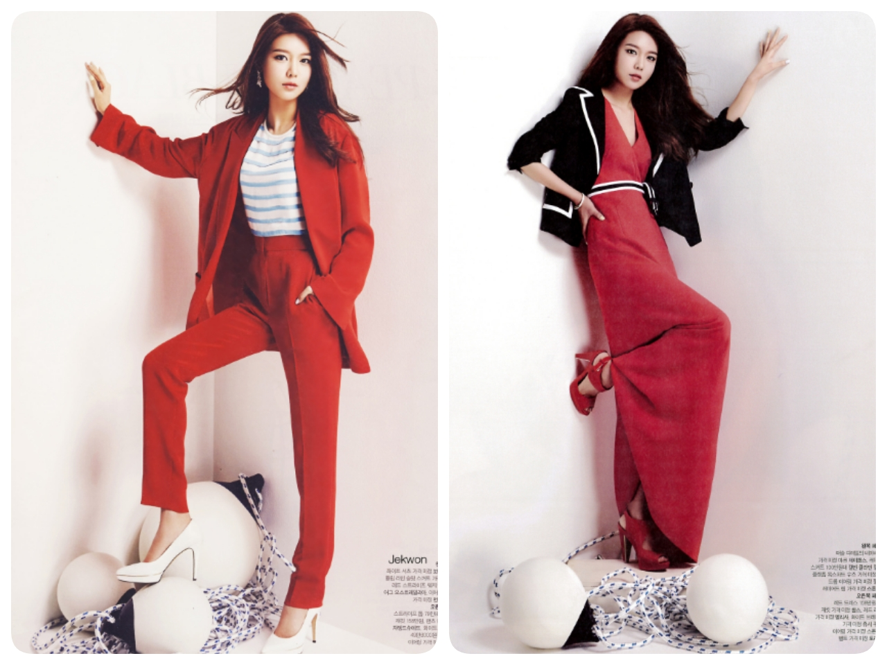 SNSD Soo Young - The Celebrity Magazine June Issue1