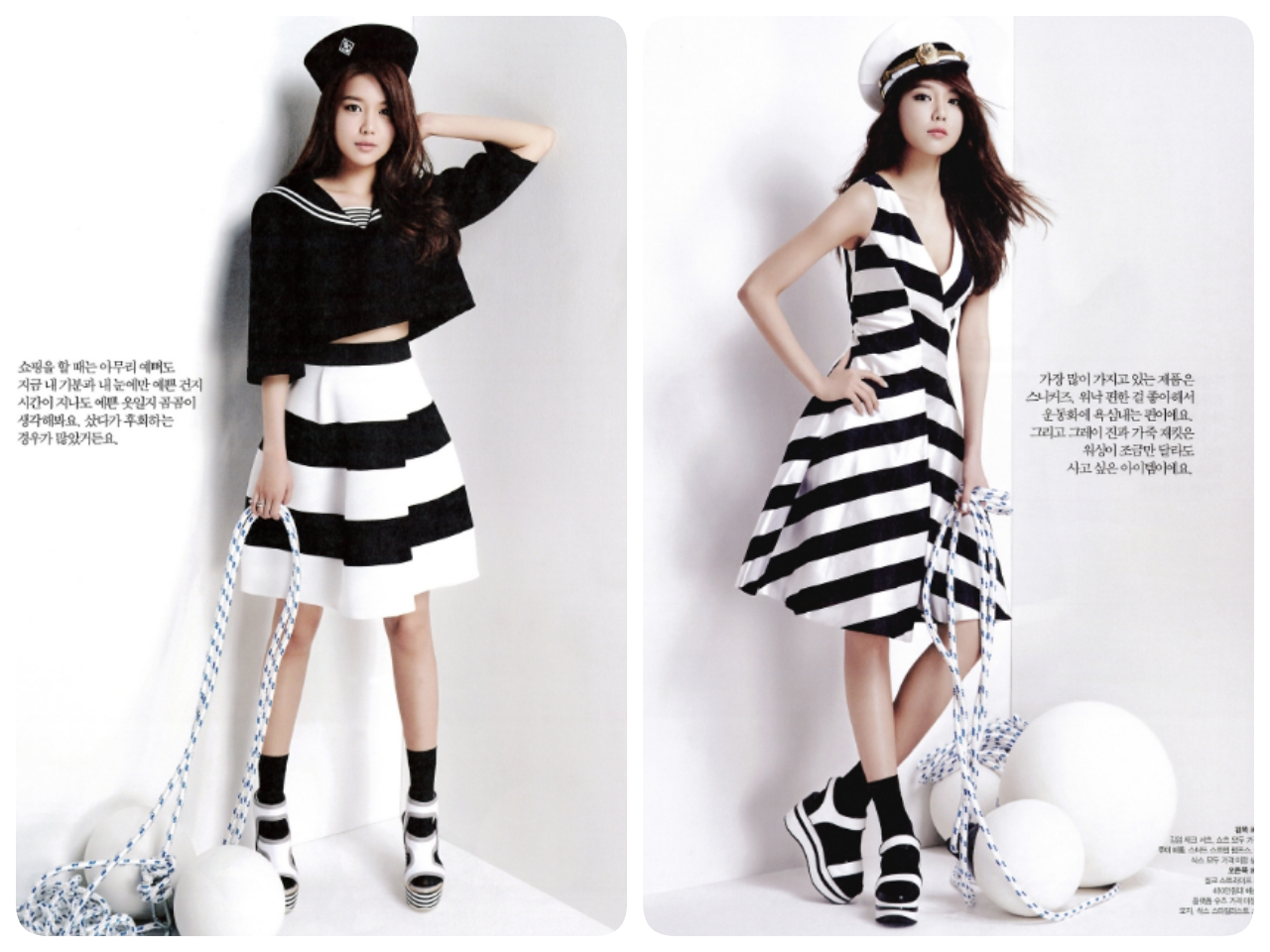 SNSD Soo Young - The Celebrity Magazine June Issue2