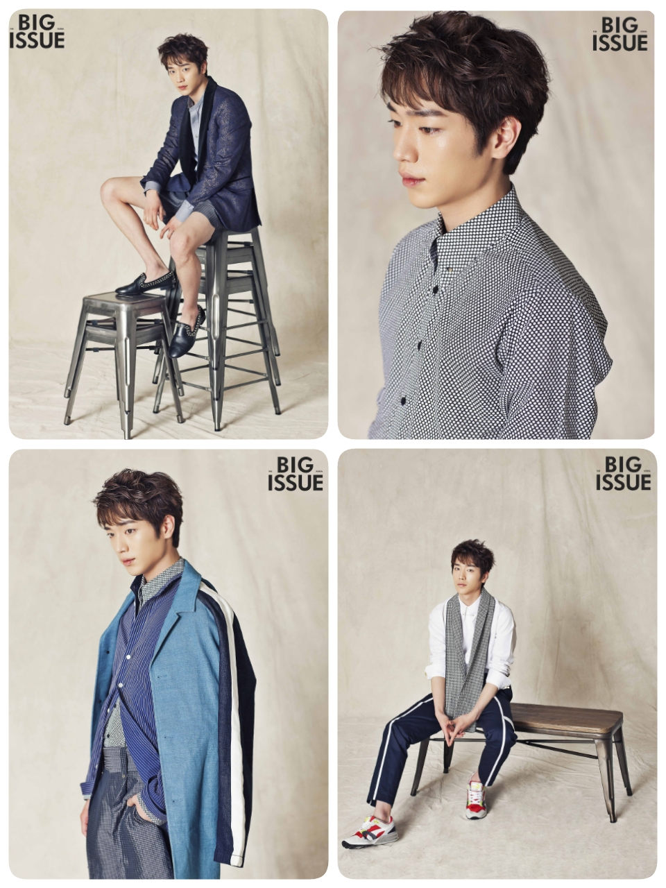 Seo Kang Joon - The Big Issue Magazine June Issue 1