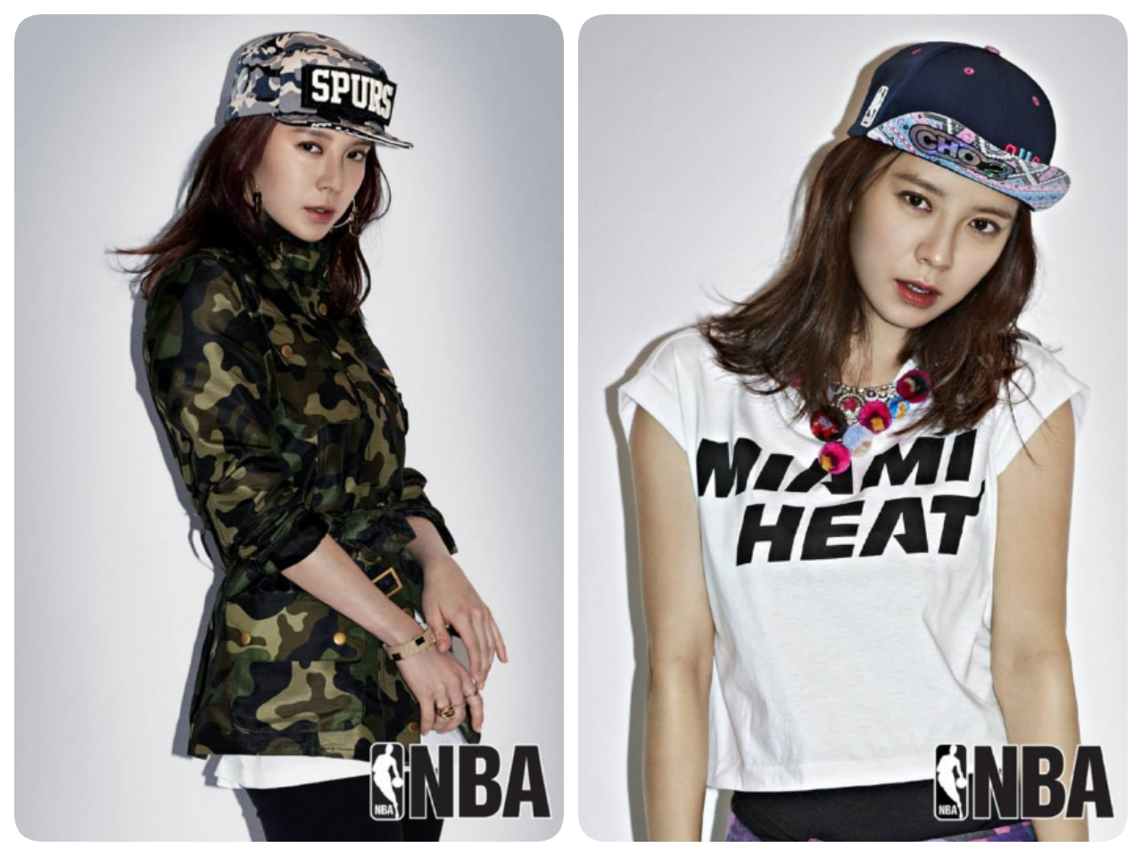 Song Ji Hyo - NBA1