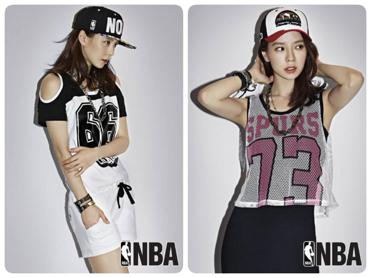 Song Ji Hyo - NBA2