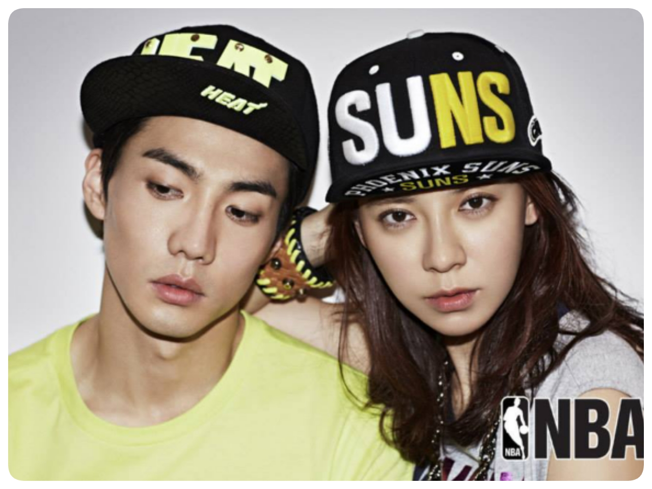 Song Ji Hyo - NBA3