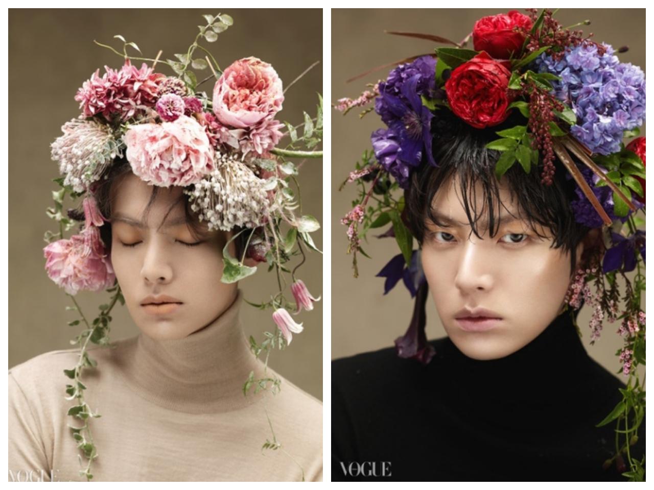 Ahn Jae Hyun - Vogue