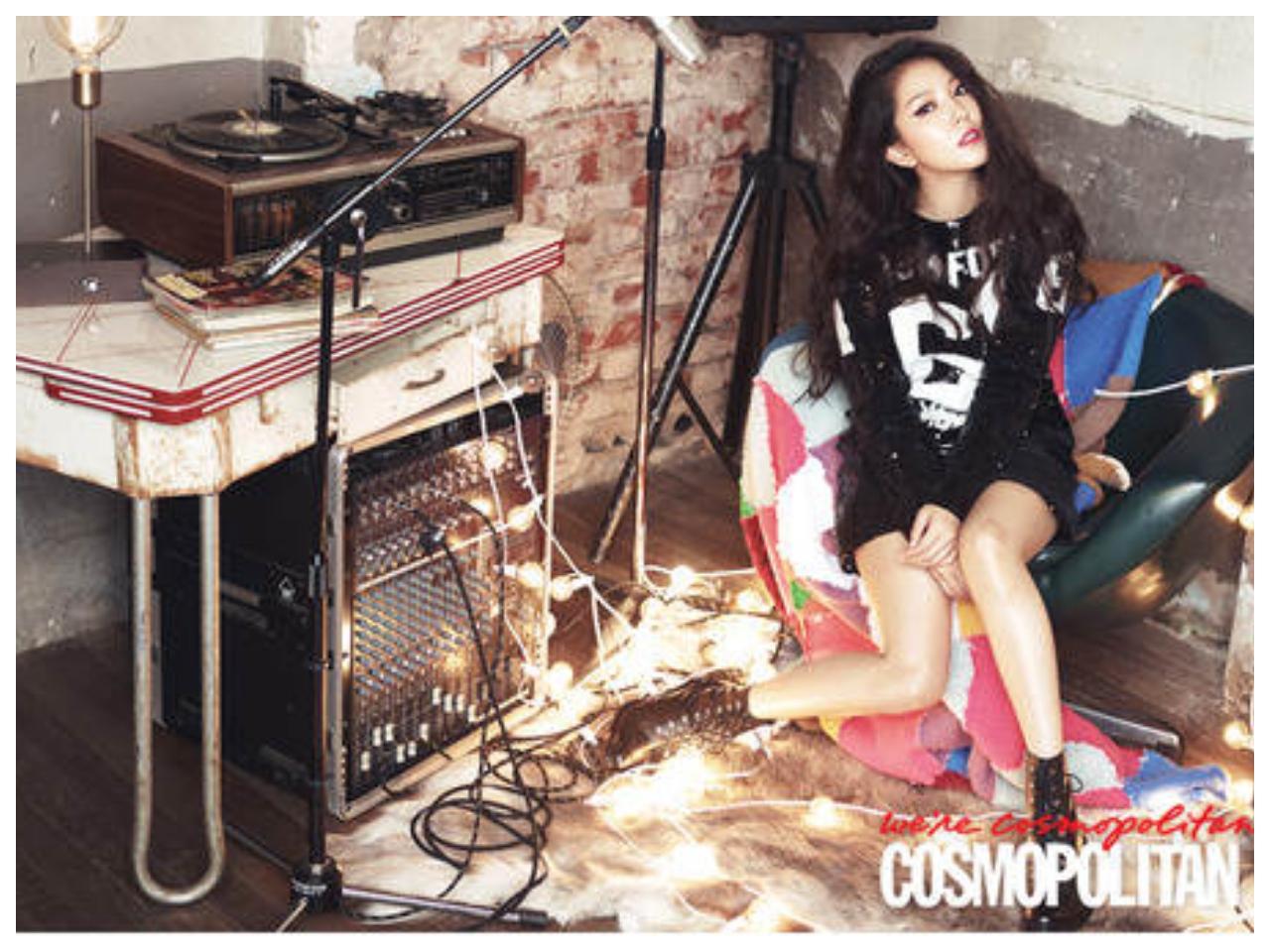 BoA - Cosmo (1)