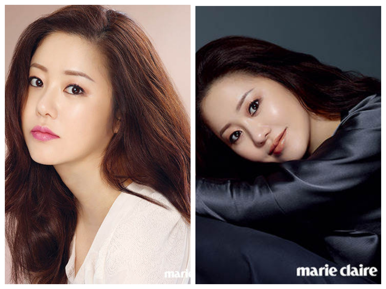 Go Hyun Jung - Marie Claire (1)