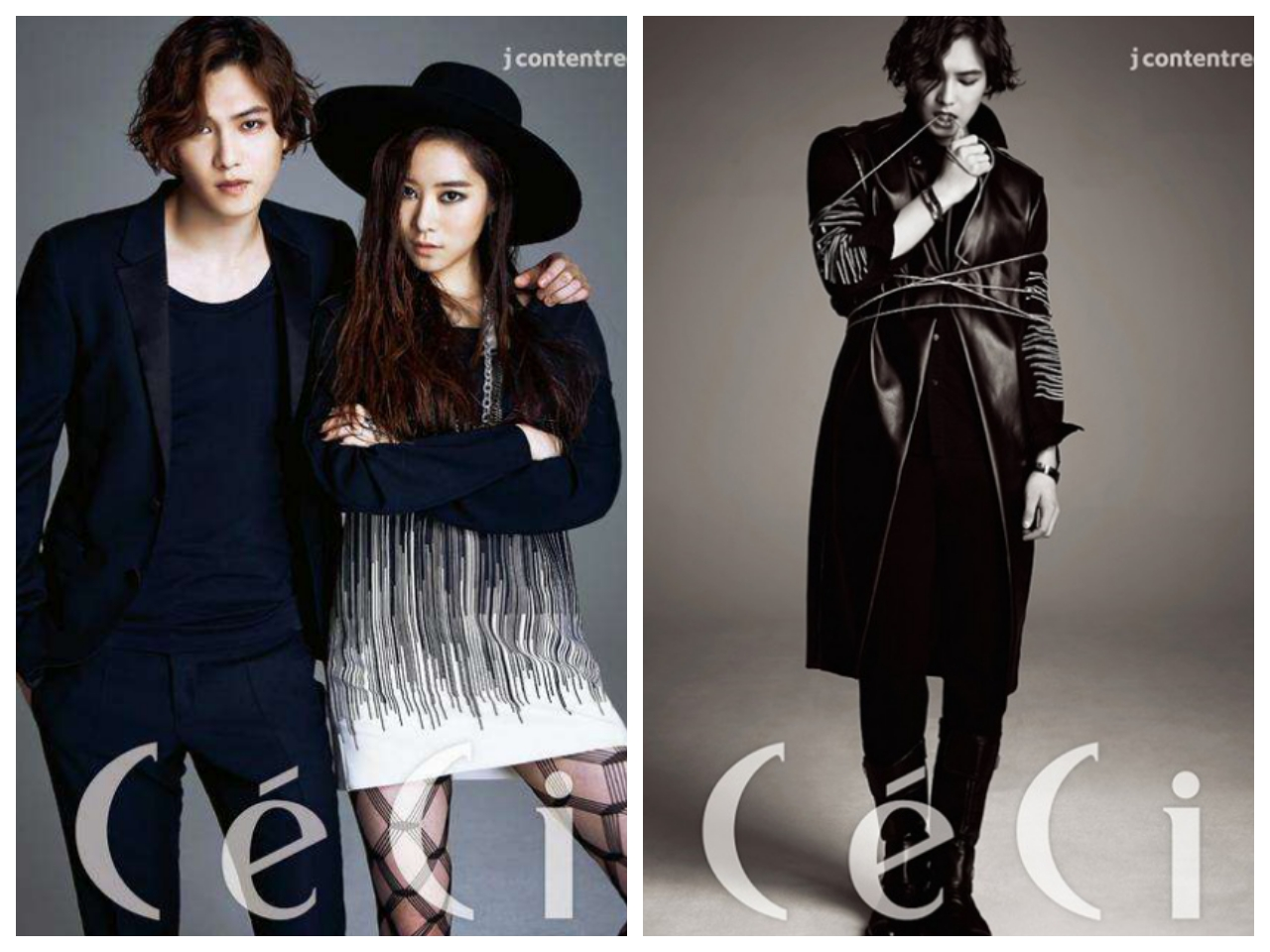Lee Jong Hyun - Melody Day Cha Hee -  Ceci Sept