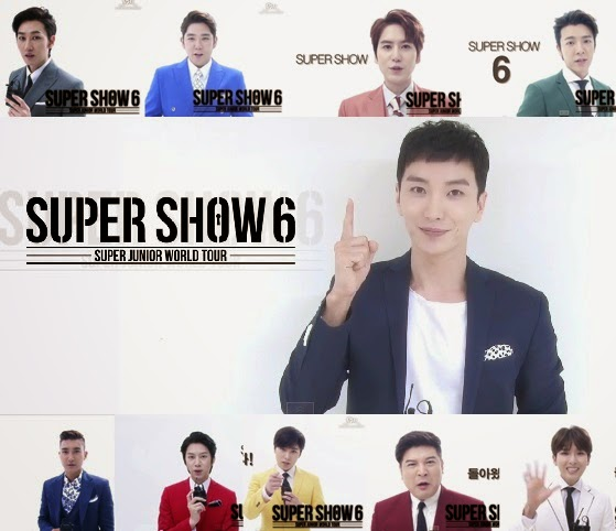 super junior rilis promo
