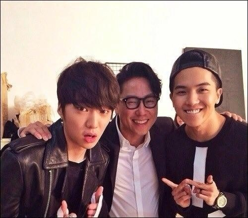yonn with winner