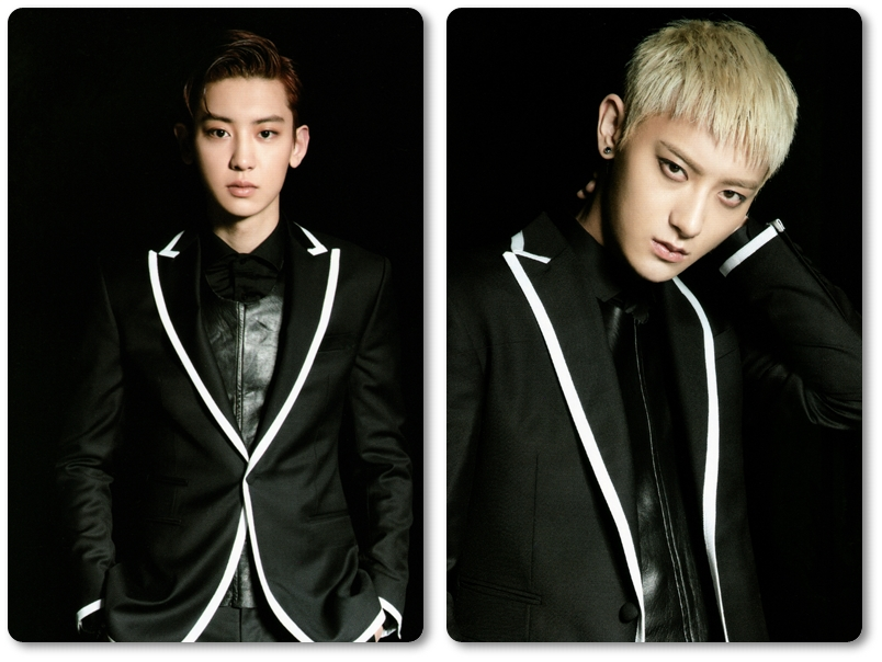 Chanyeol - tao - zhoumi album