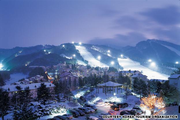 Ski Yongpyeong Resort