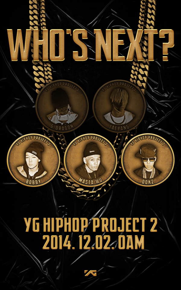 YG Hiphop Project 2
