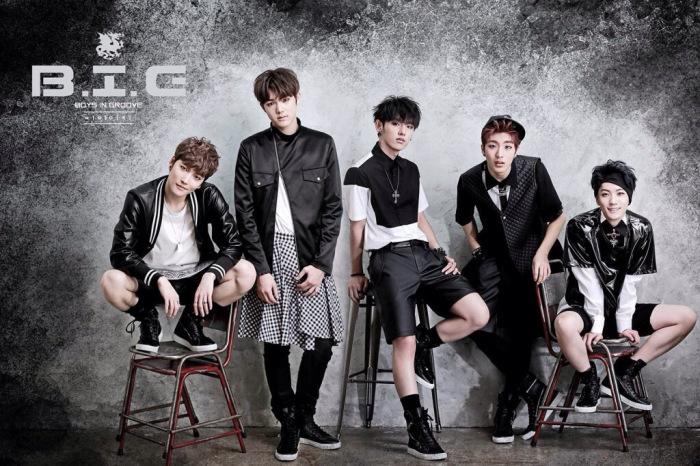 b.i.g Boys in Groove