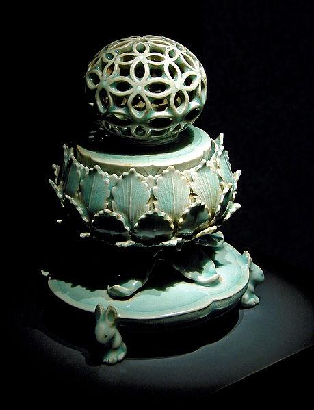 national treasure incense burner