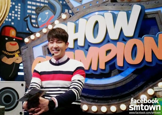kangin show champion