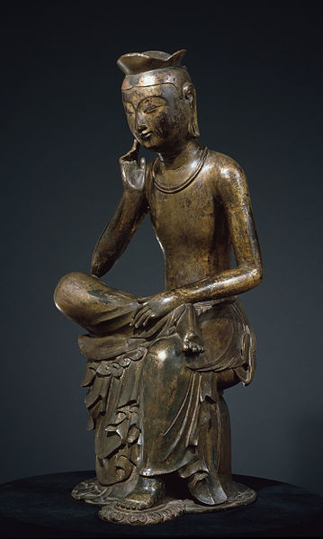 national treasure bodhisattva