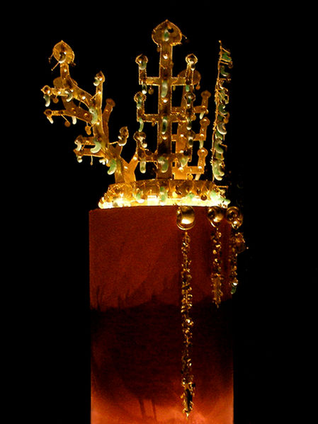 national treasure gold crown