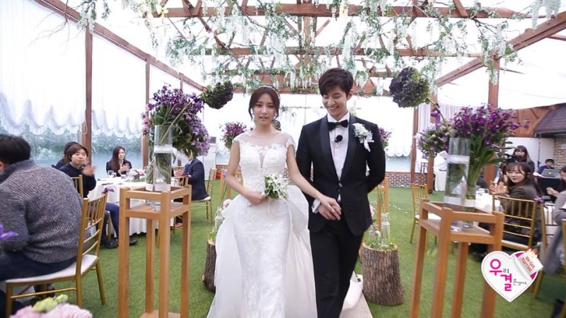 LTE Couple Marriage
