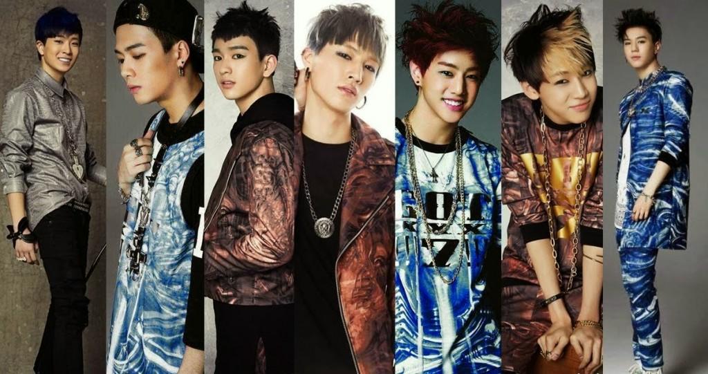 JYP GOT7