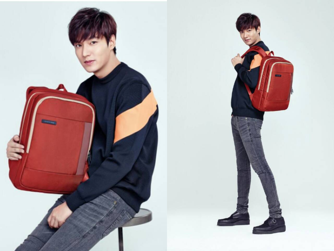 Lee Min Ho Samsonite (10)