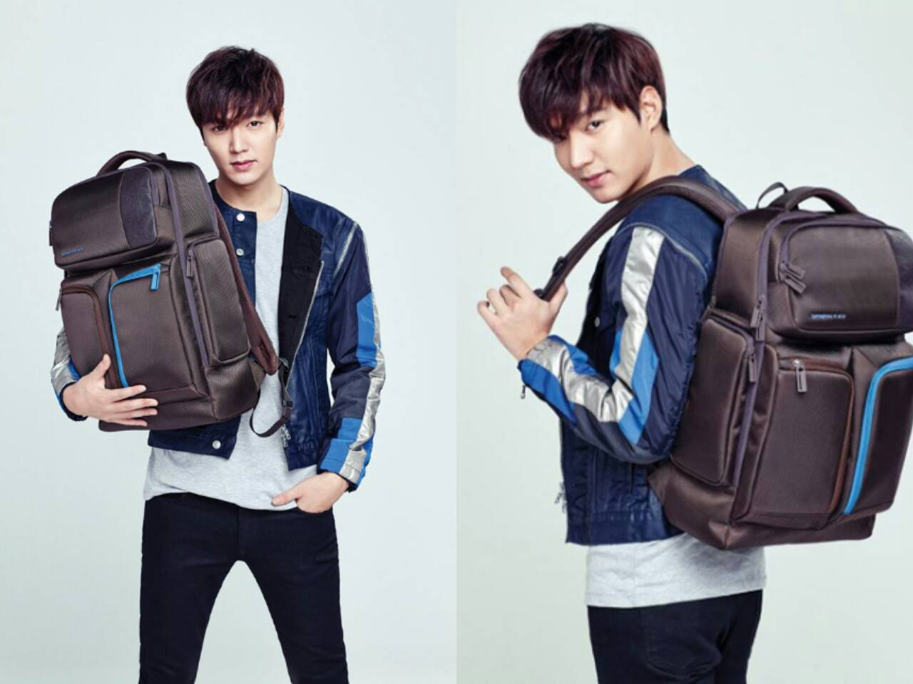 Lee Min Ho Samsonite (5)