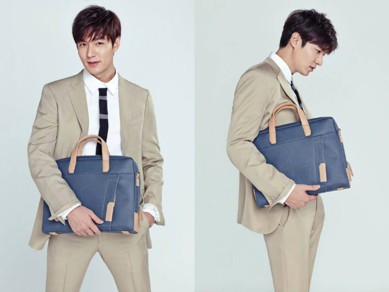 Lee Min Ho Samsonite (6)