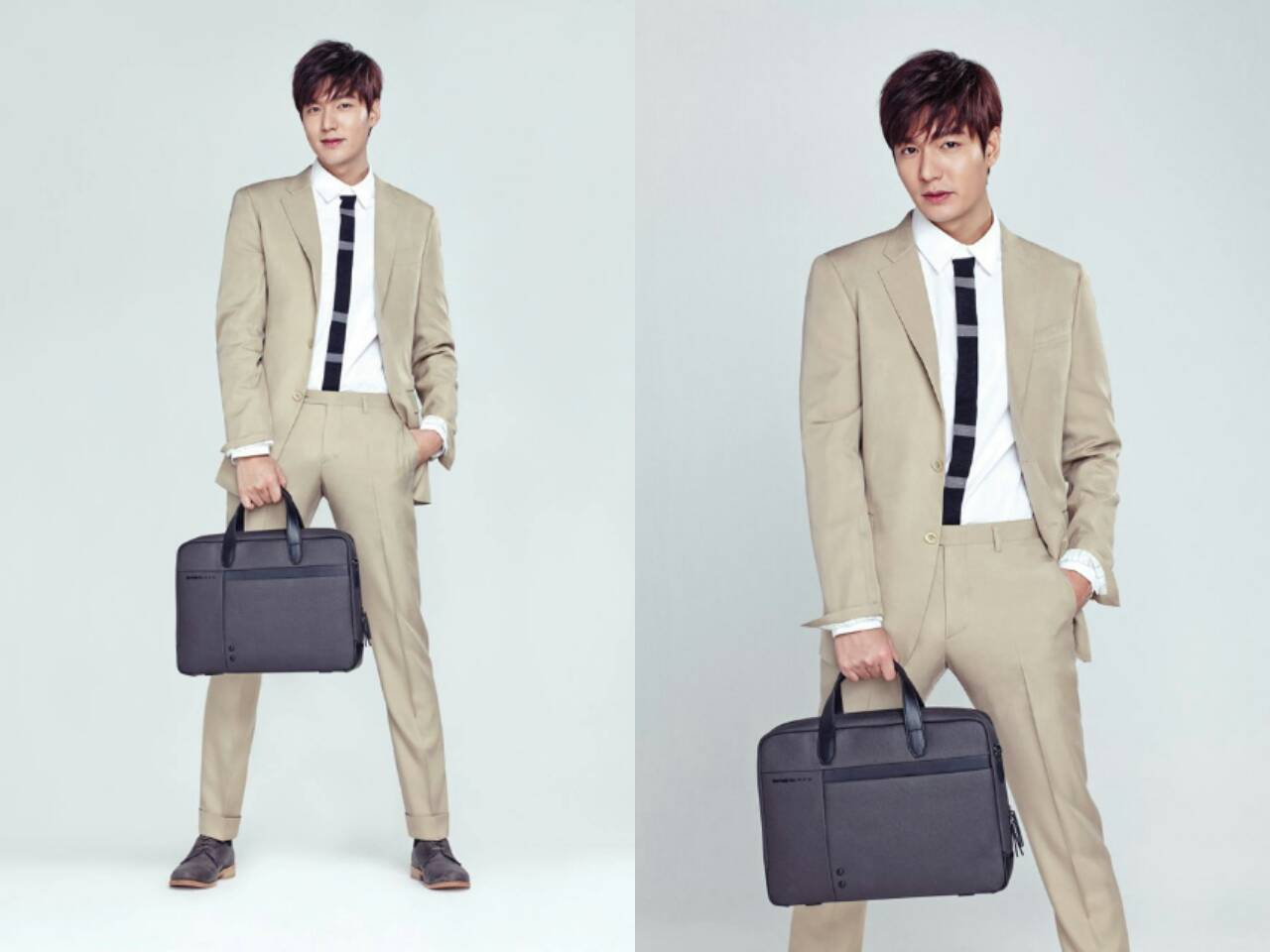 Lee Min Ho Samsonite (7)