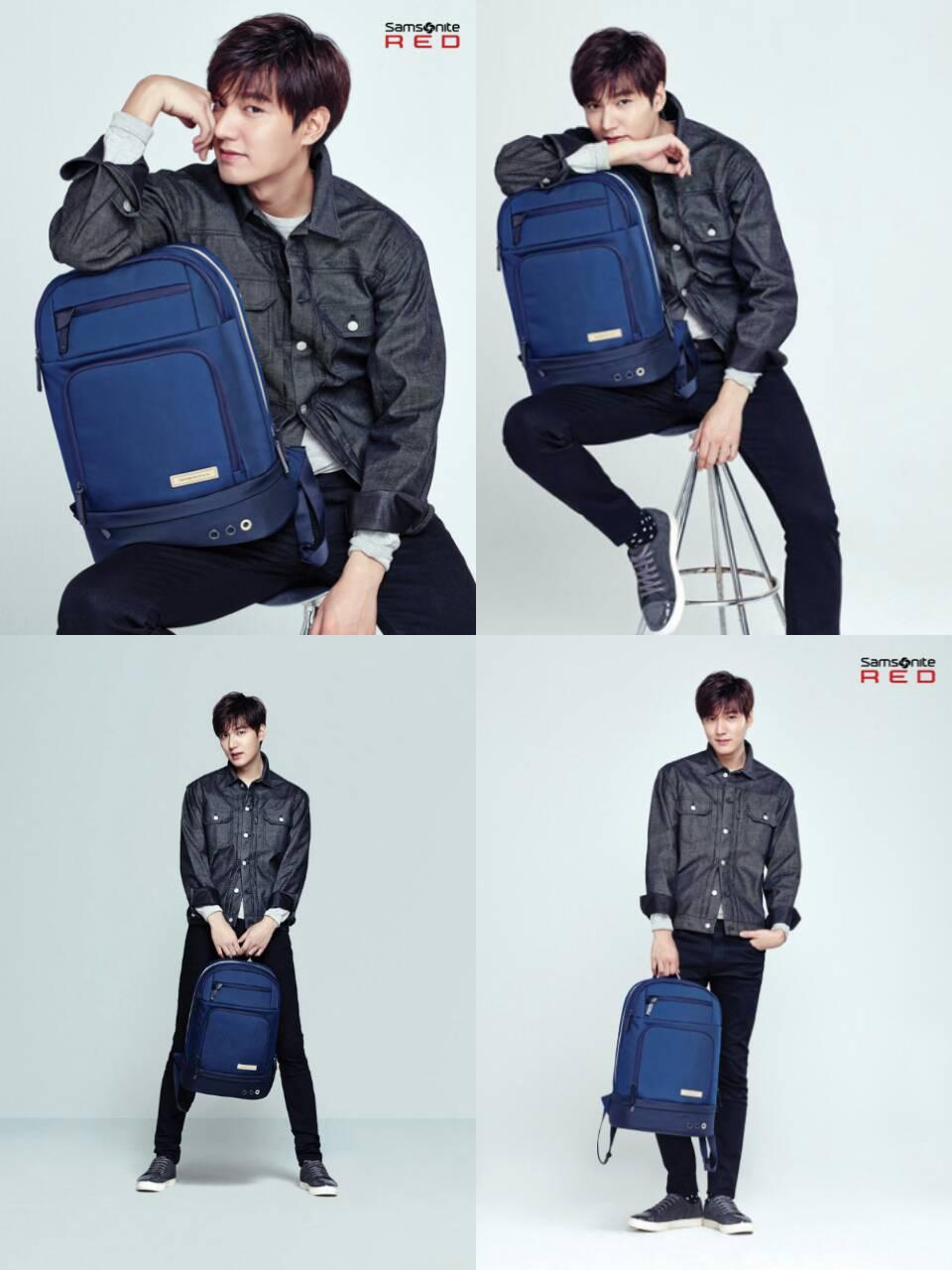 Lee Min Ho Samsonite (8)