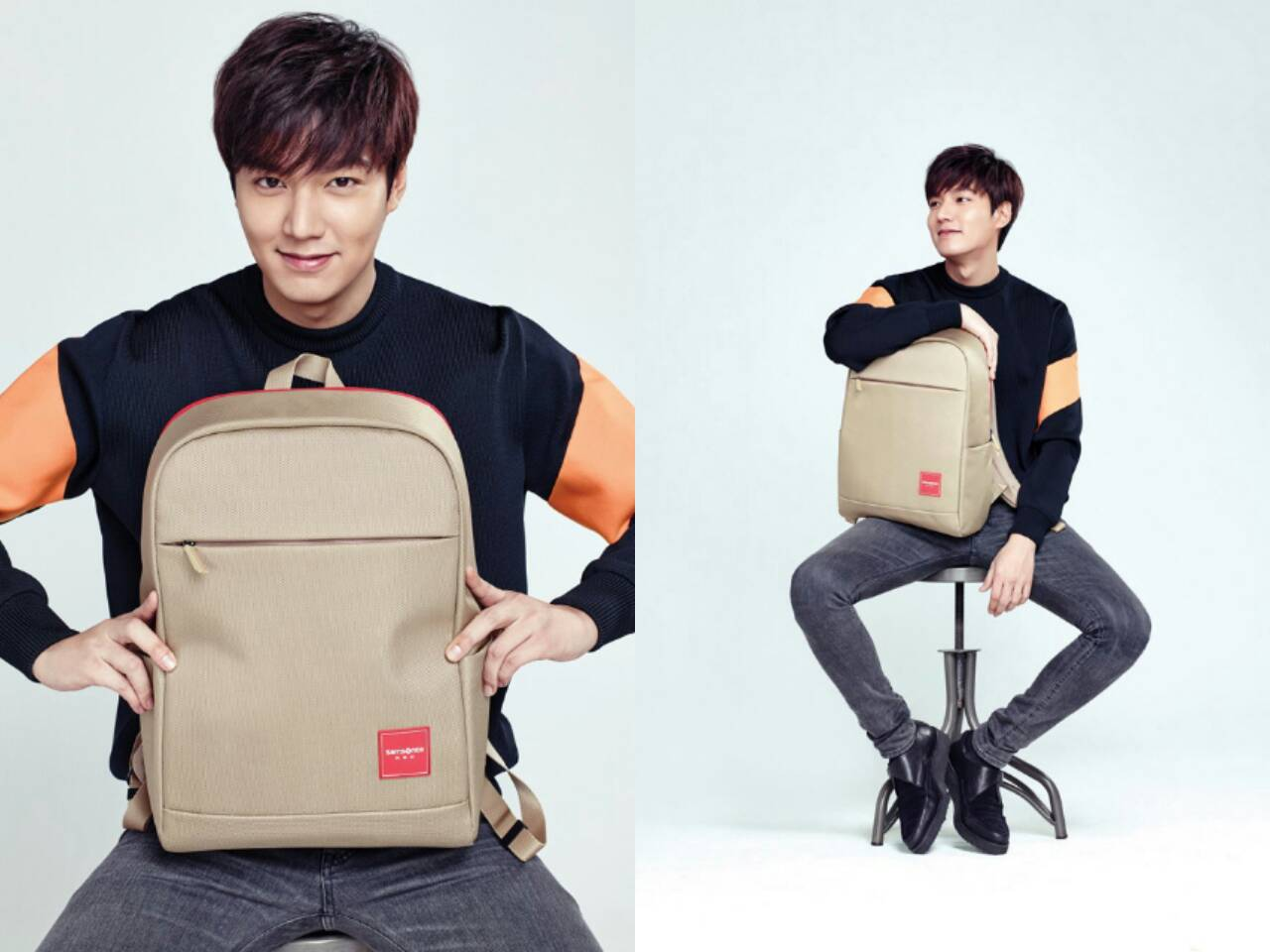Lee Min Ho Samsonite (9)