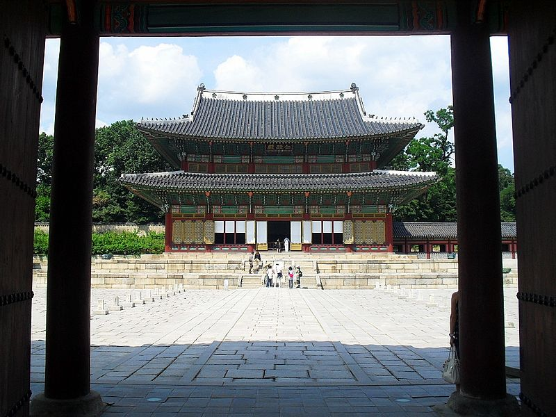 Changdeok-Palace