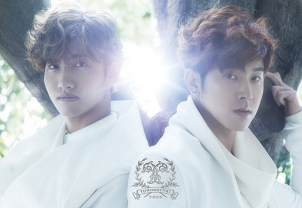 tohoshinki-tvxq-tree